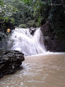 Air Terjun Tinampo